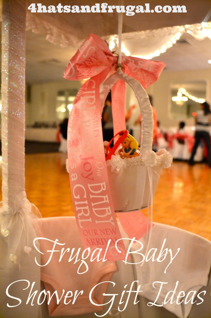 Frugal baby shower gift ideas