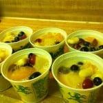 Frozen smoothie starters