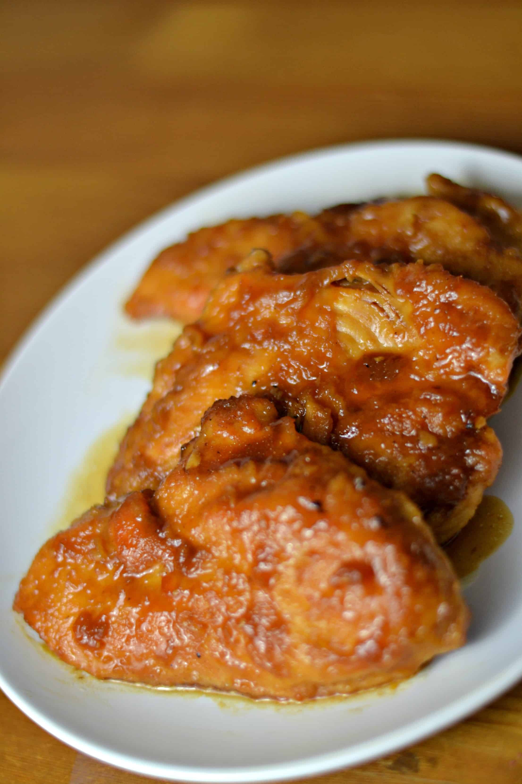 Apricot Chicken - 4 Hats and Frugal