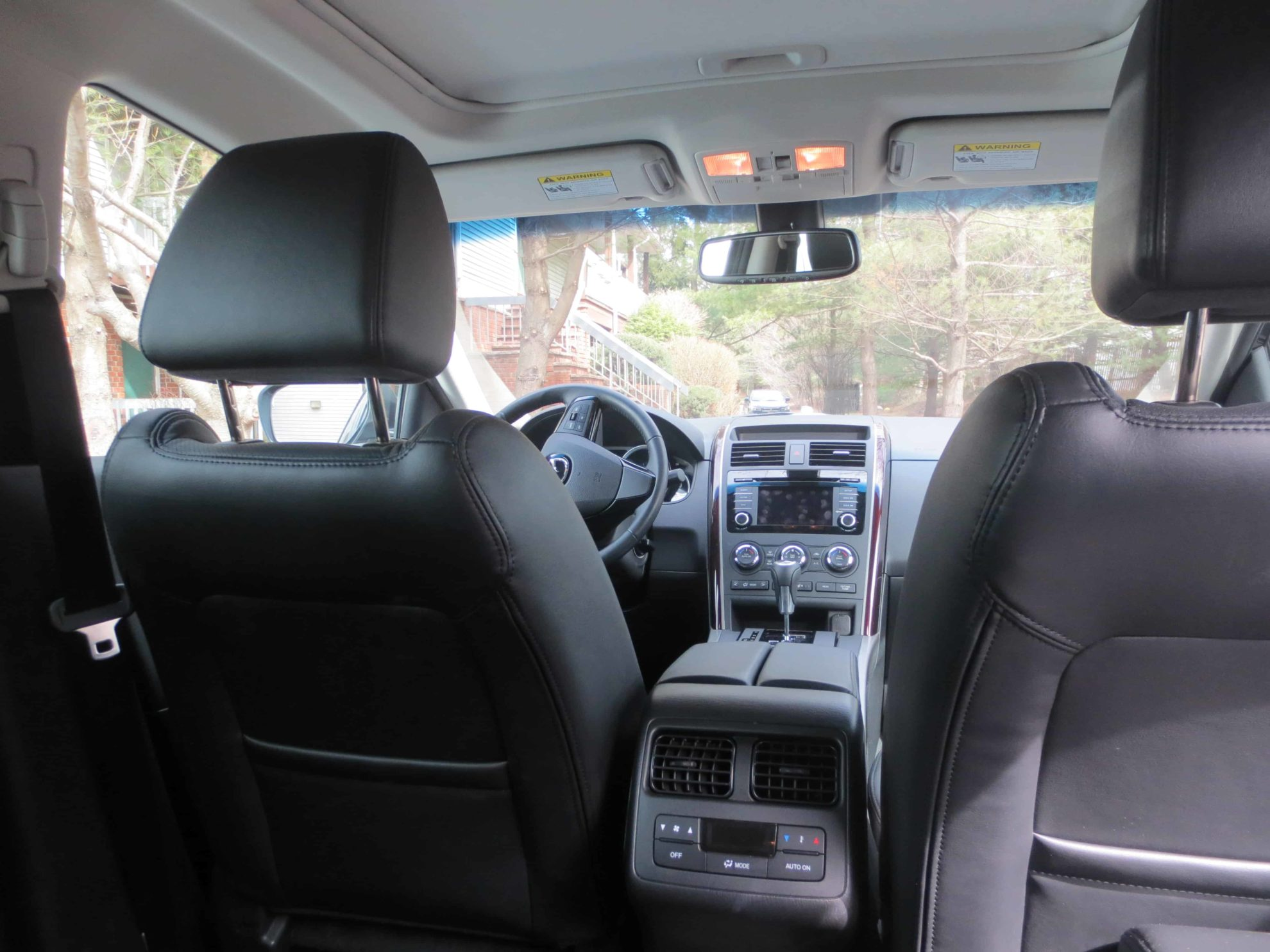 Mazda Cx9 A Review 4 Hats And Frugal