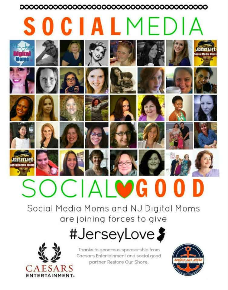 Jersey Love, Social Media for Social Good