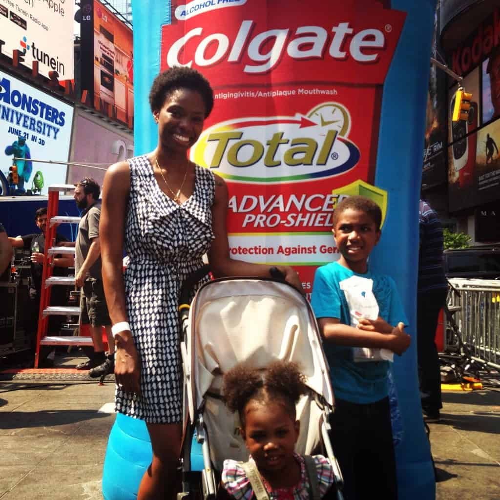 Colgate Total Guinness World Record