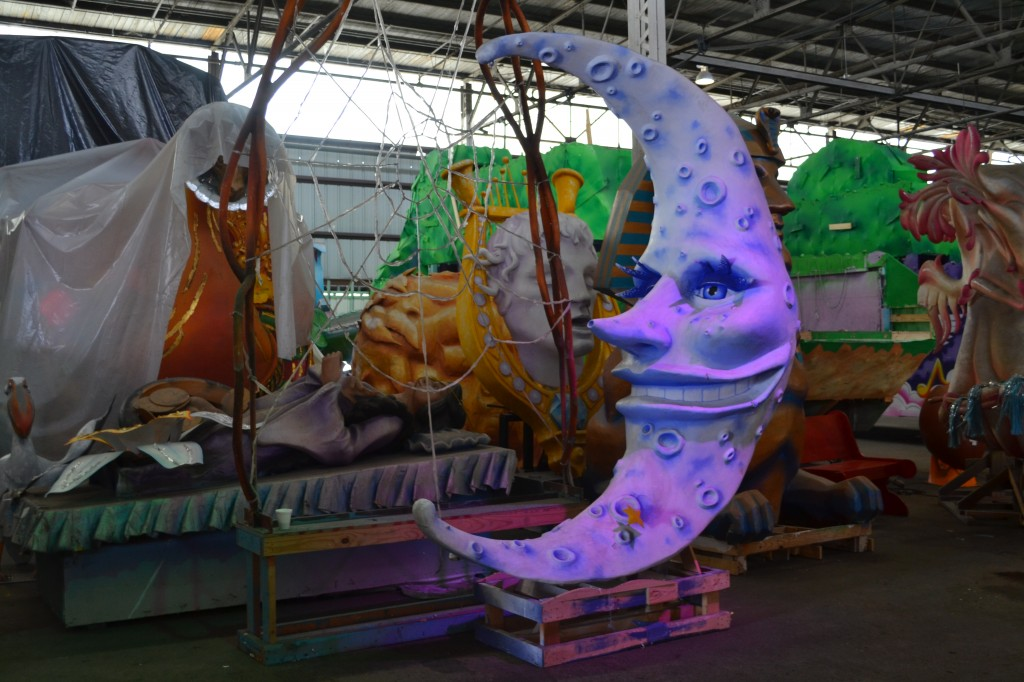 secrets of Mardi Gras at Mardi Gras World