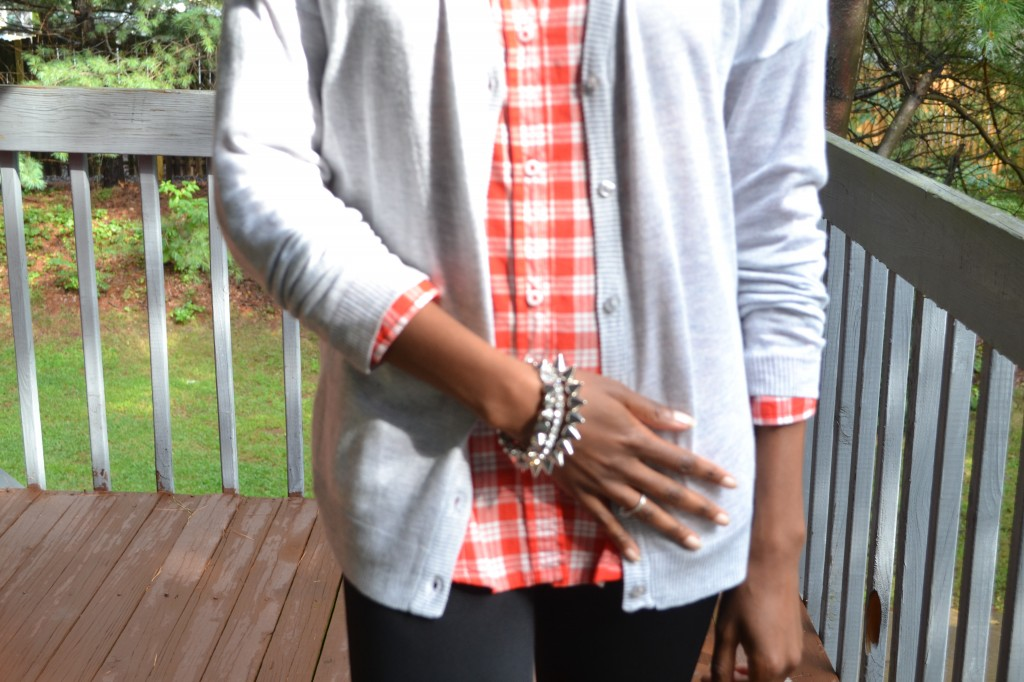 5 ways to rock edgy plaid #ThisIsStyle #shop #cbias