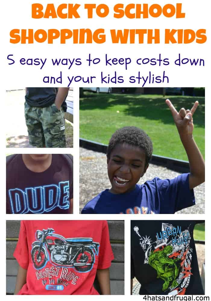 5 easy ways to keep clothing costs down for back to school