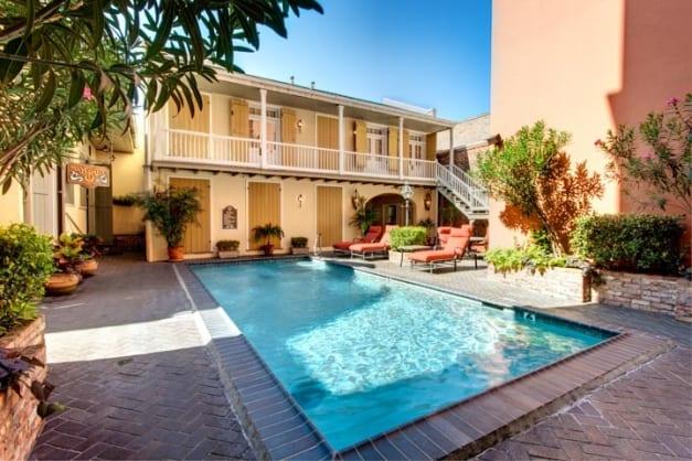 Dauphine Orleans Hotel pool
