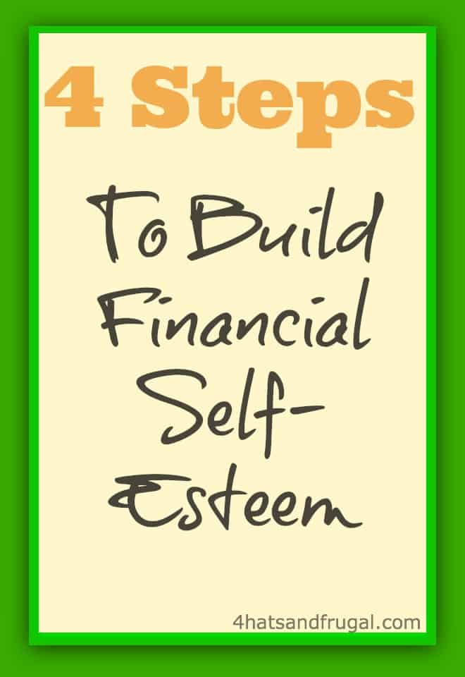 financial self-esteem