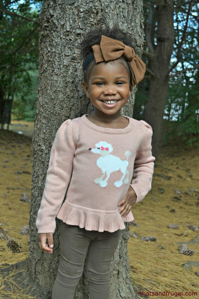 Little Fashionista - animal sweaters