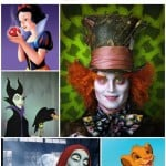 Ten Disney Makeup Tutorials for Halloween