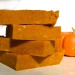 Pumpkin Spice Ritz Bars