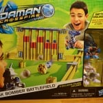 Toys for $20 – B-Daman Crossfire Break Bomber Battlefield Set Review