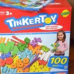 Toys for $20 – Tinkertoy review {Holiday Gift Guide}