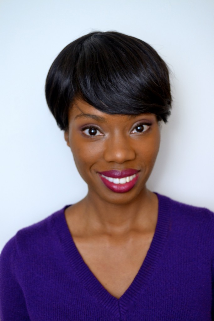 holiday look for black girls from mary kay
