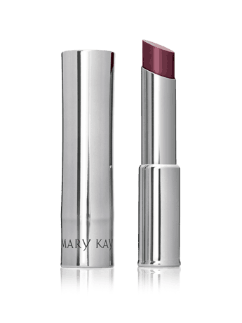 Mary Kay True Dimensions lipstick in mystic plum