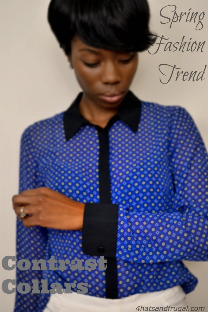 How to wear contract collar shirts in winter and spring #ThisIsStyle #cbias #shop