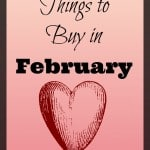 7 Things to Buy In February