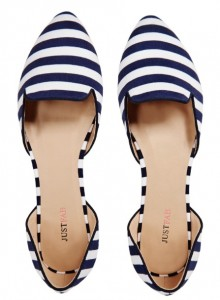 pointed toe D'orsey flats, spring shoe trends