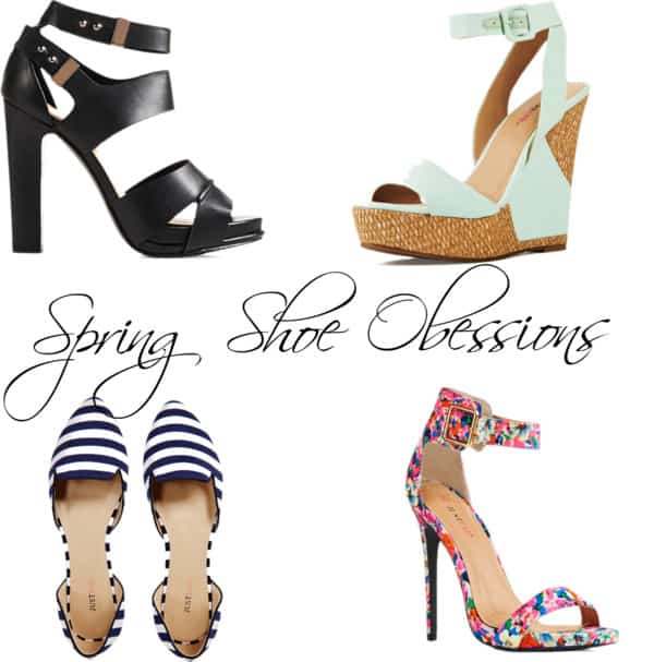 spring shoes, spring shoe trend
