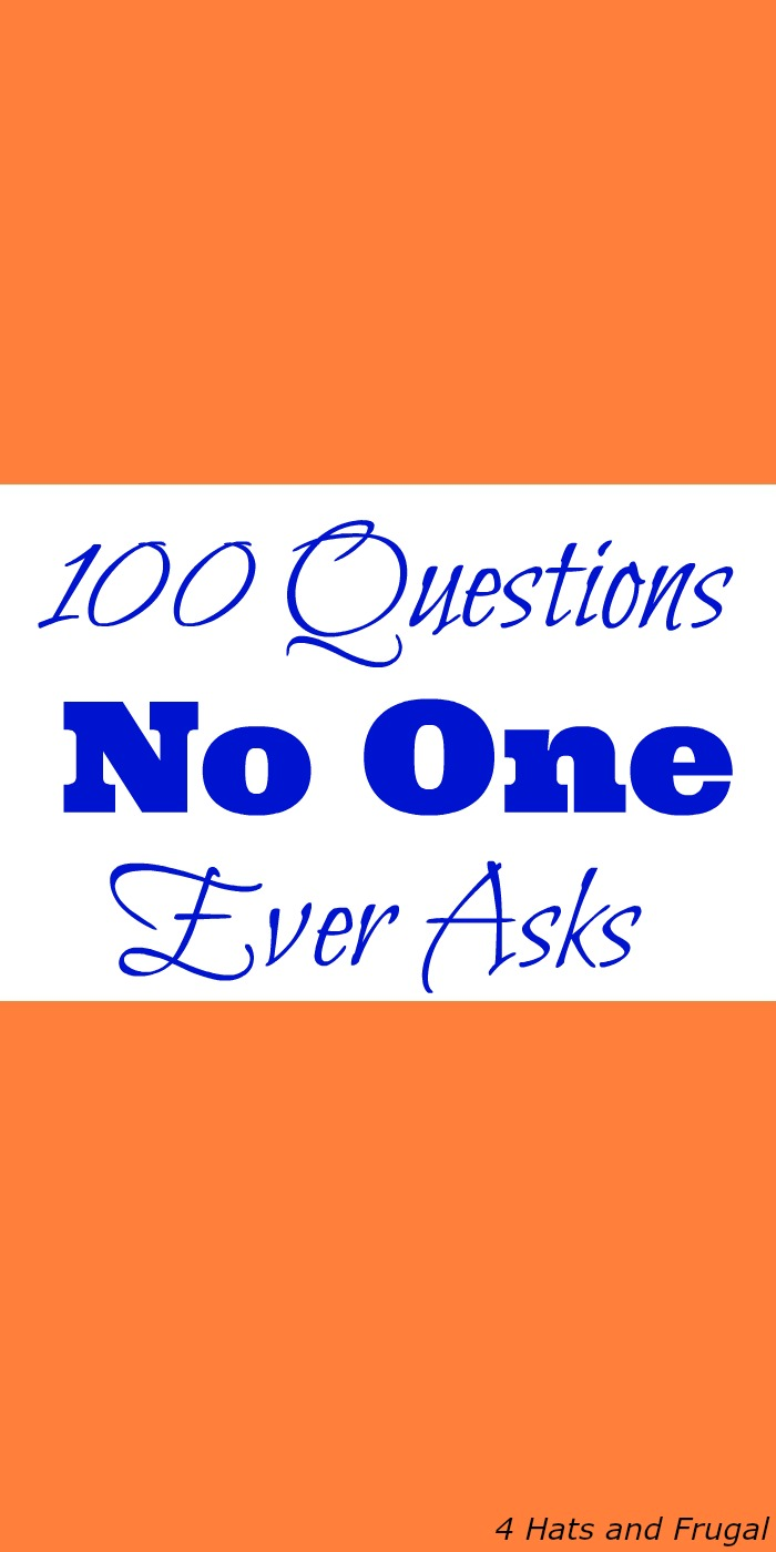 This 100 Questions No One Ever Asks video tag is hilarious and fun. Try it