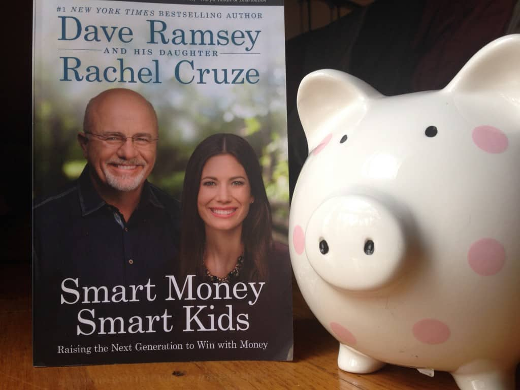 The NY Times Bestseller, Smart Money Smart Kids, has totally rocked the family's household financial routine.