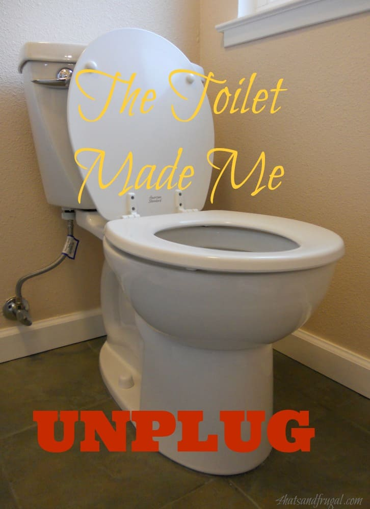 "How my phone falling in the toilet changed my view of being constantly ""plugged in."""
