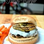 Grilled Pineapple Turkey Burgers