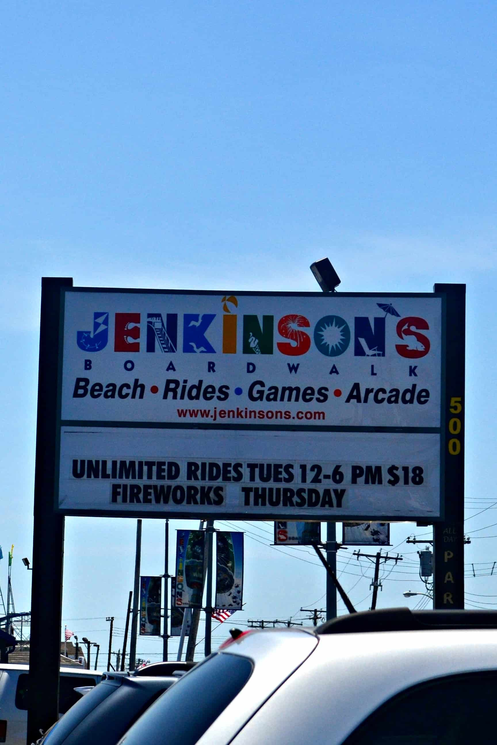 Wristband Days At Jenkinson 39 S Boardwalk 4 Hats And Frugal