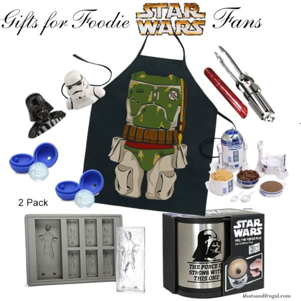 Star Wars Nerd Gift: Gifts For Foodie Star Wars Fans