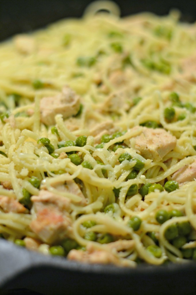 Turkey Tetrazzini - 4 Hats and Frugal