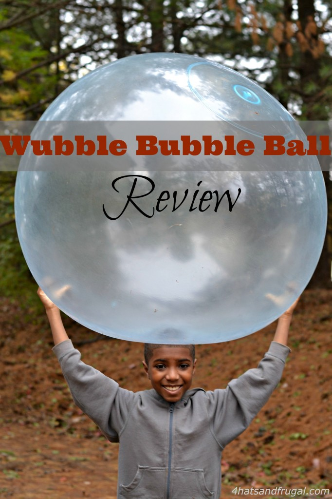 This is a great Wubble Bubble Ball Review post, written by a mom of 3.