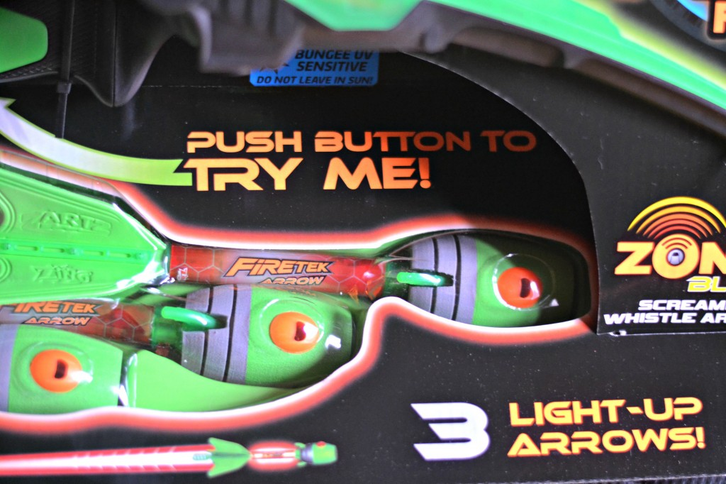 Still looking for a cool last minute toy? The Air Storm Firetek Bow is a Walmart exclusive and it the real deal! #ad