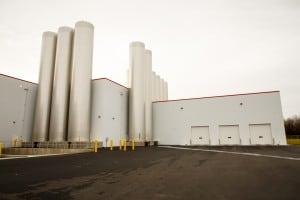 A tour of the Cayuga Milk Ingredients Plant in Auburn, NY. #NYSDairyTour2014