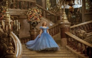 A new trailer for the upcoming Cinderella motion picture has been released!