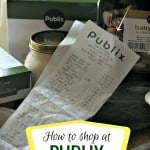 64 Dollar Grocery Budget – Publix