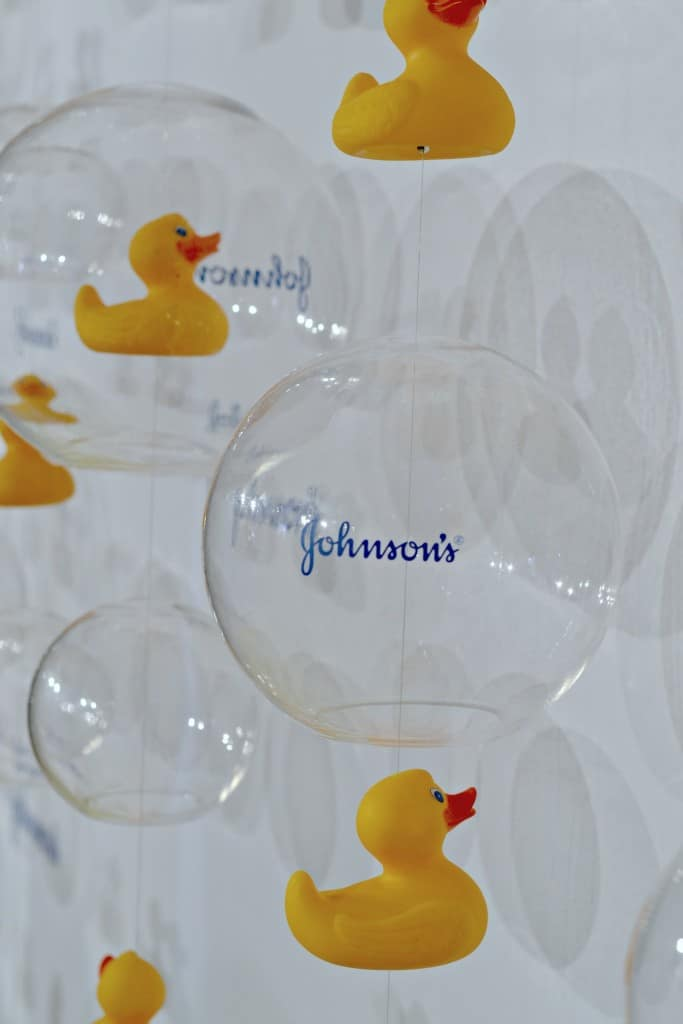A recap of the JOHNSON'S So Much More Global Event, and how it changed the way this mom looks at bath time. #johnsonspartners #somuchmore
