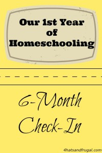 This mom shares how the first 6 months of homeschooling has gone for her and her 9 year old son.