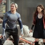 Avengers: Age of Ultron – Aaron Taylor-Johnson and Elizabeth Olsen #AvengersEvent