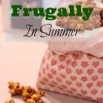 How to Feed Kids Frugally In Summer