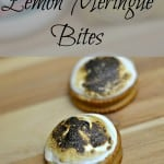 Lemon Meringue Bites