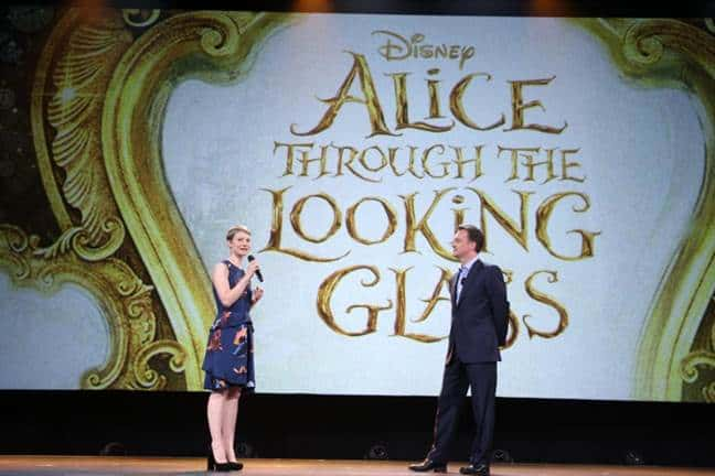 Action-Packed Films Coming Soon from Disney, Marvel and LucasfilmAlice Through The Looking Glass