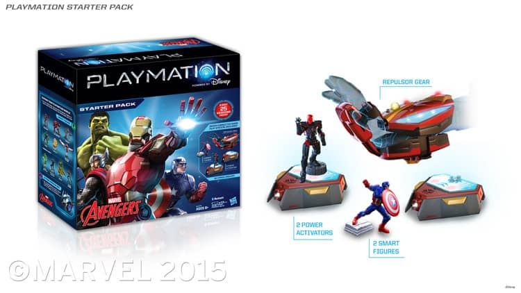 Cool New Toy: Playmation by Disney