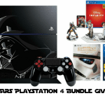 The Limited Edition Star Wars PS4 Giveaway #PS4 #StarWars #Giveaway