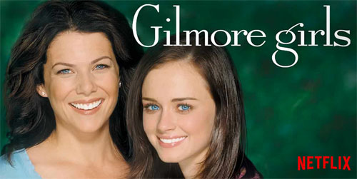 Confession: I've never seen Gilmore Girls. BUT, I'll be remedying that situation this November, thanks to Netflix. Promise. #StreamTeam