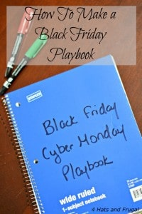 Are you prepared for Black Friday? This Black Friday Playbook will help you plan for the big shopping day, and not lose your mind while doing so.