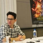 Exclusive Interview with Director J.J. Abrams – STAR WARS: THE FORCE AWAKENS #StarWarsEvent