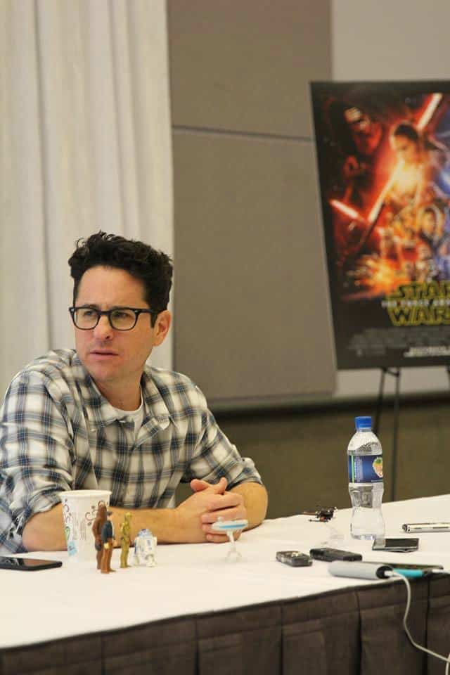 Exclusive Interview with J.J. Abrams