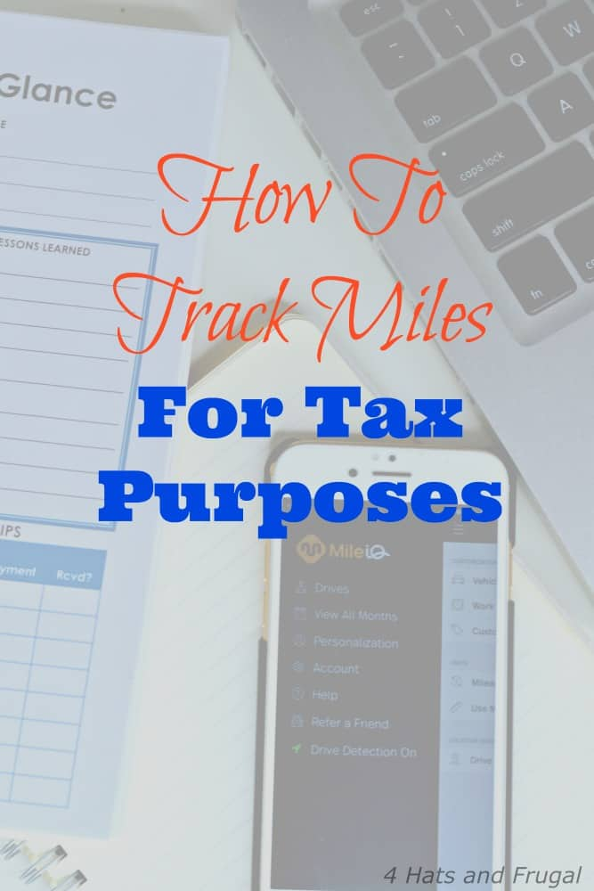 Looking to learn how to track miles for tax purposes? Here's an easy way to do it, and it doesn't include lots of paperwork. Promise.