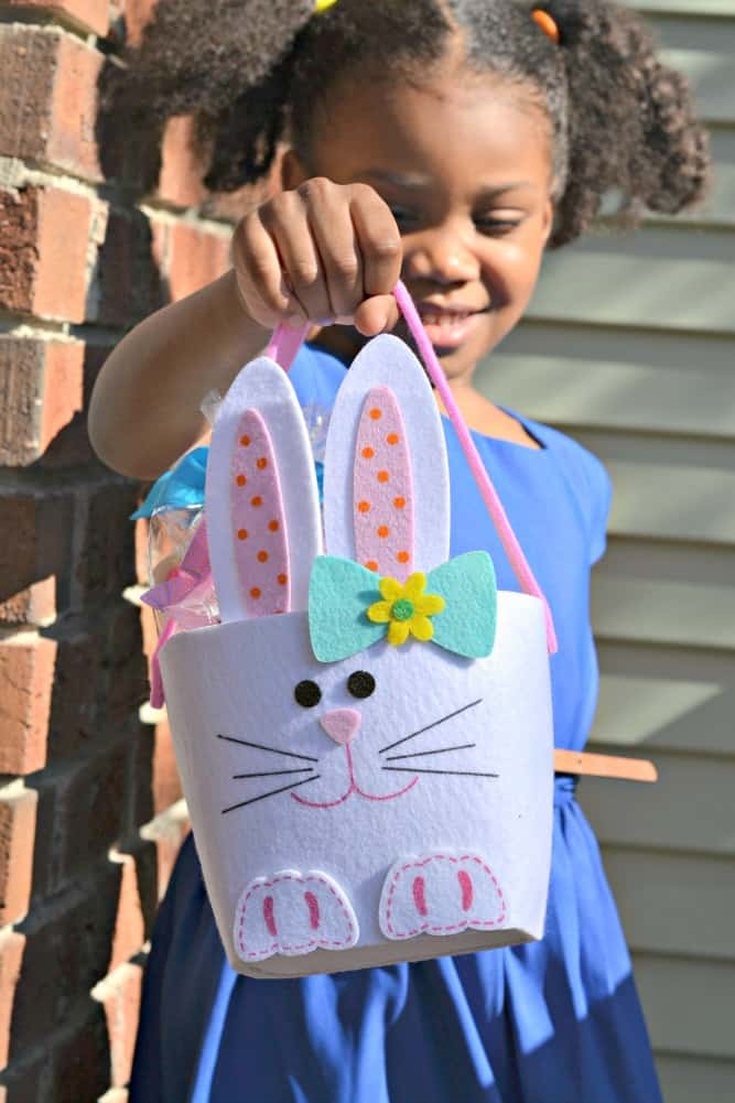 Is chocolate a big part of your Easter traditions? Learn how this family incorporates their favorite treat, and makes Easter basket creation so easy.