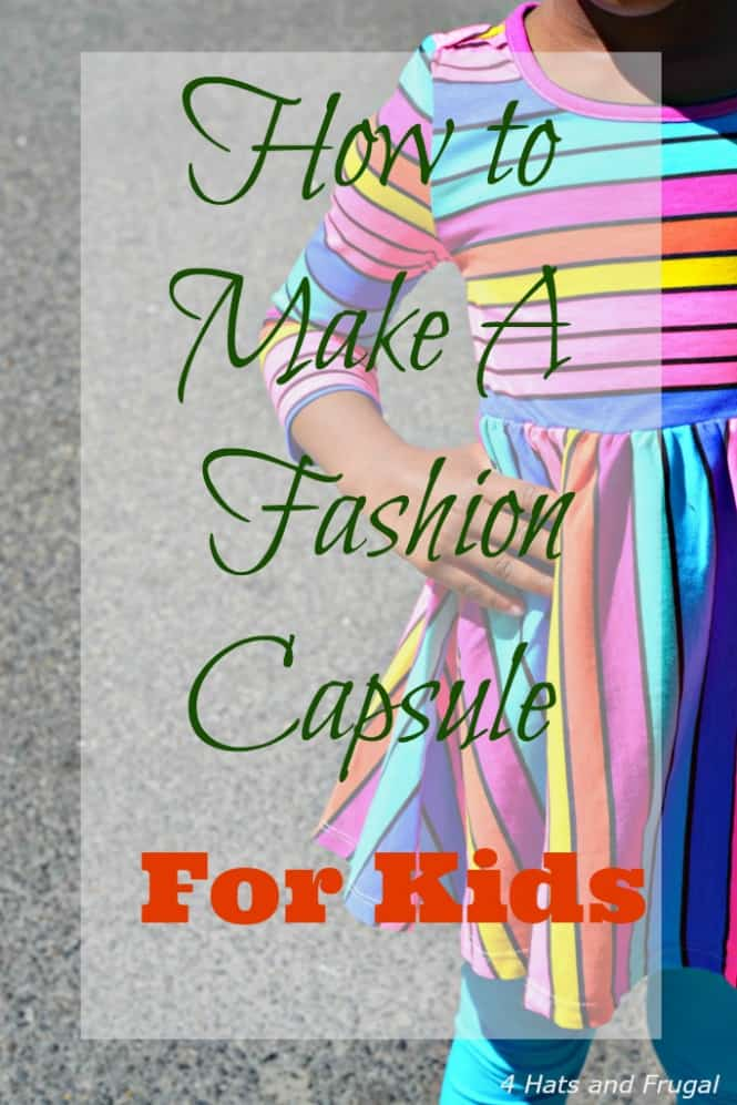 Want to learn how to make a fashion capsule for kids? Here are a few simple tips to help you get started.