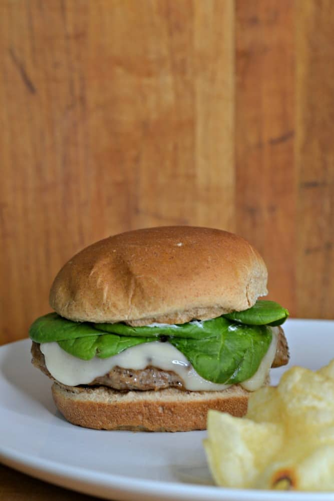 Are you looking for a fun and easy twist on the usual hamburger? This Steakhouse Sausage Burger will become a family favorite. #SausageFamily